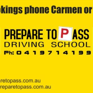 Prepare To Pass driving school